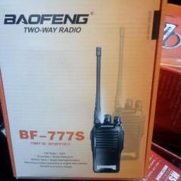 Rádio Comunicador HT Walk Talk Baofeng