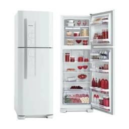 Geladeira/Refrigerador 2 Portas Electrolux Cycle Defrost 475L DC51 Branco