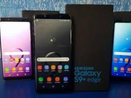 Galaxy S9 Plus Importados Tlc Novos Completos Dividimos no Cartão de Credito