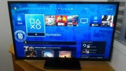 TV led 32 Panasonic TC32A400B 1 ano de uso perfeita