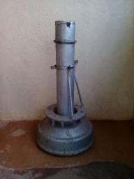 Máquina de moldar ferro e Tesoura (usados)