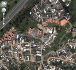 Terreno 2.407 m2 Itaquá Projeto Predio 96 Unid