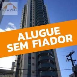 Apartamento com 3 dormitórios para alugar, 114 m² por R$ 1.600/mês - Boa Viagem - Recife/P