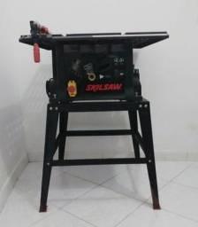 Máquina circular da skill