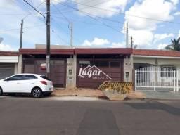 Casa com 3 dormitórios à venda, 125 m² por R$ 300.000 - Professor José Augusto da Silva Ri