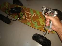 Skate SEVEN 800 Watts - CAMUFLADO