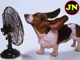 Instalação e manutenção de ventiladores