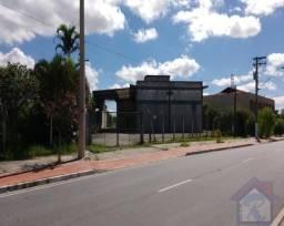 Terreno com Área de 3.400m² - Possui Galpão e Escritório - Avenida dos Bandeirantes
