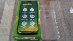 Moto G7 Power 64/4GB aceito cartão