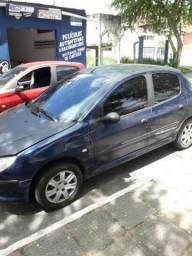 Peugeot 206 2002 1.0 16v - 2002