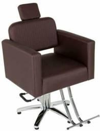 Cadeira de corte para salão de beleza