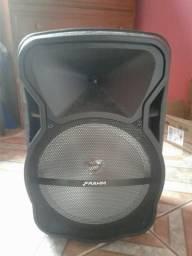Caixa amplificada frahm 600w
