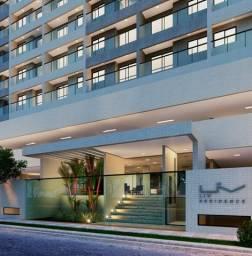 Lançamento LIV, apartamentos para venda 1 e 2 quartos com varanda, Ponta Verde, Maceió AL