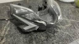 Farol moto Honda elite 125