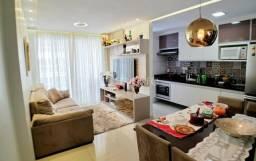 (ES) Apartamento no Parque Shalon com 03 Quartos - Varanda Ampla