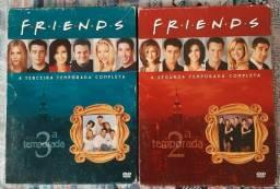 Box Friends - 2 e 3 temporadas (cada)