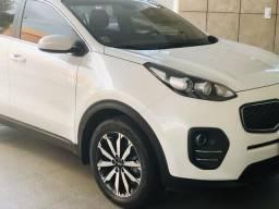Kia Sportage 2.0 flex automática - 2018