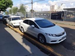 Honda Civic LXS flex 2014 - Mecânico / aceito carro ou moto - 2014