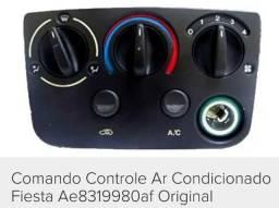 Chave comando Ar condicionado para Ford Fiesta / Courier Original