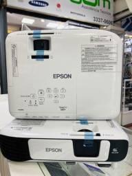 Projetor Epson novo parcelo em 10x sem juros