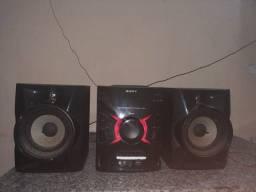 Rádio / Som - Mini System Mhc-Ex660 | Sony | Usado |