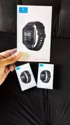 Relógio Smartwatch Haylou LS02 - Lacrado e a Pronta Entrega