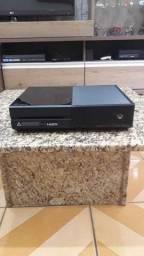 Xbox one funcionando perfeitamente