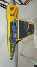 Gerador De Tons E Sonda localizador de cabos De Rede Intellitone Pro 200 Fluke