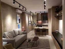 Apartamento à venda com 1 dormitórios em Higienópolis, São paulo cod:AP0323_RXIMOV