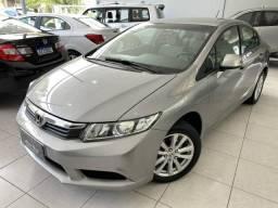 Honda Civic LXS 1.8 Aut 2013