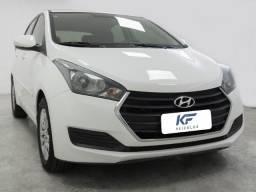 Hyundai HB20 1.6 Automático Comfort 2016 Branca