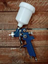 Pistola blue gravidade 100 ml