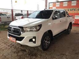 HILUX 2019/2020 2.8 SRV 4X4 CD 16V DIESEL 4P AUTOMÁTICO