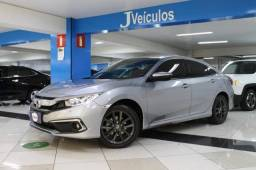 HONDA CIVIC 2020/2020 2.0 16V FLEXONE EXL 4P CVT