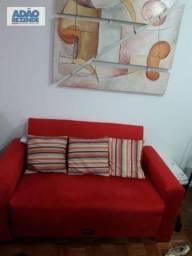 Apartamento com 1 dormitório à venda, 19 m² - Alto - Teresópolis/RJ