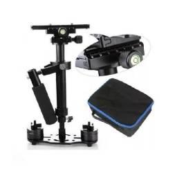Estabilizador de Imagem Steadicam / Steadycam Para Câmera Canon, Nikon, Sony e Outras