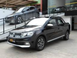 VW - Saveiro Cross CD 1.6 MSI 120CV MT 2017 Blindada - 2017