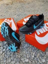 Nike React Primeira Linha na Caixinha