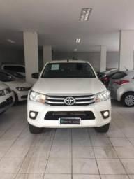 Toyota Hilux Cabine Dupla SR 2.8 4P - 2017