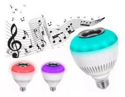 Lâmpada Bluetooth Music Bulb