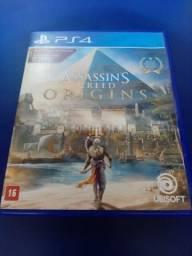 Vendo AC Origins Ps4