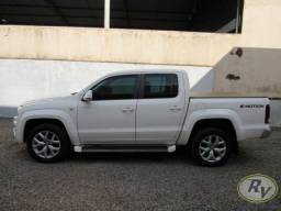 AMAROK 2017/2017 2.0 HIGHLINE 4X4 CD 16V TURBO INTERCOOLER DIESEL 4P AUTOMÁTICO - 2017