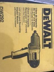 Dewalt chave de impacto dewal dw292