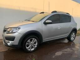 SANDERO 2015/2016 1.6 STEPWAY 8V FLEX 4P MANUAL - 2016