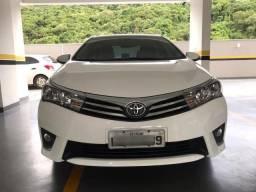 Corolla 2015 Branco Impecável - 2015