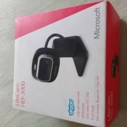 Câmera Skype