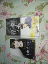 COMBO CD e DVD Justin Bieber Purpose/Believe acústico/DVD this os my world