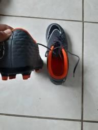Chuteira Nike hypervenom phantom , Tamanho 40