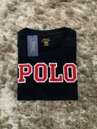 Camiseta Básica Ralph Lauren