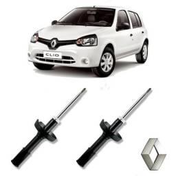 Amortecedor dianteiro | Renault Clio 1999 a 2009 / Symbol 2009